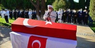 Şehit Tuğgeneral Sezgin Erdoğan son yolculuğuna uğurlandı