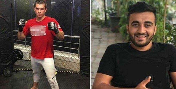 'Laf atma' cinayetinde milli kick boksçuya haksız tahrik indirimi istendi