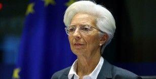 ECB Başkanı Lagarde: Son veriler ekonomik toparlanmaya işaret ediyor