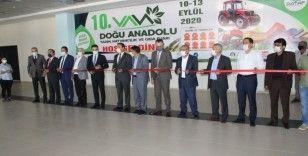 10. Doğu Anadolu Tarım, Hayvancılık ve Gıda Fuarı kapılarını ziyaretçilere açtı