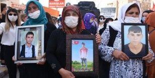 Çocukları terör örgütü PKK tarafından dağa götürülen Şırnaklı annelerden teröre tepki