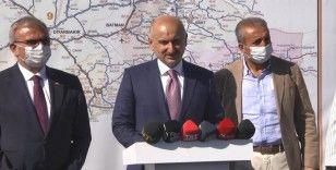 Bakan Karaismailoğlu'ndan Diyarbakır'a 45 bin metrekarelik Millet Bahçesi müjdesi