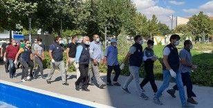 Kırşehir'de DEAŞ operasyonu: 11 gözaltı