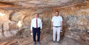 Zerzevan Kalesinde hedef 5 milyon turist
