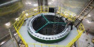 Akkuyu NGS'nin ilk güç ünitesinde yer alacak reaktör için son aşamaya geçildi
