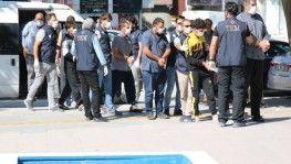 Kırşehir'de DEAŞ operasyonu 11 gözaltı