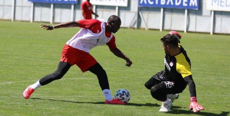 Sivasspor, Alanyaspor maçına hazır