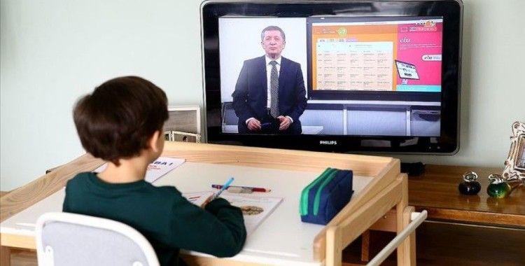 EBA'da 900 bin sanal sınıfta öğretmenler öğrencileriyle buluşuyor