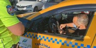 İstanbul'da toplu taşıma denetimleri devam ediyor