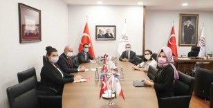 Malta Büyükelçisi Cutajar'dan ATO Başkanı Baran'a ziyaret