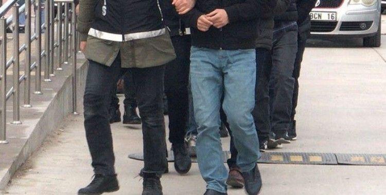 Konya merkezli 11 ilde FETÖ/PDY operasyonu: 11 gözaltı