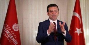 İBB Başkanı İmamoğlu'ndan 'ayakta yolcu' açıklaması: Yasak benden, çözüm senden olmaz
