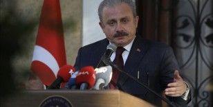 TBMM Başkanı Şentop: Fransa'nın esas rahatsızlığı Türkiye'nin özellikle Afrika'da etkin oluşuyla ilgilidir