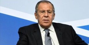 Lavrov: Rusya'nın ABD'nin içişlerine karıştığı iddiası asılsız