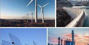 Türkiye'nin elektrik gücü kapasitesi  20 yılda 3 kattan daha fazla arttı