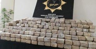 Şanlıurfa'da 12 milyon lira değerinde eroin ele geçirildi