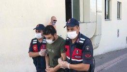 Operasyonla yakalanan DEAŞ'lı 2 kişi adliyeye sevk edildi