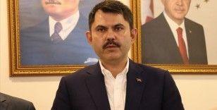 Bakan Kurum: 'Gelincik Tepesi'ndeki konutlar kısa sürede teslim edilecek'
