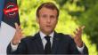 Sen bu devlet sevgisine Fransız kalırsın Macron