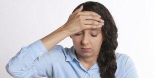 Her 5 kadından birinde migren görülüyor