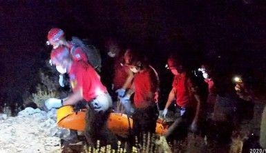 Fethiye'de paraşüt kazası