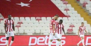 Sivasspor 2014'ten beri ilk kez yenildi
