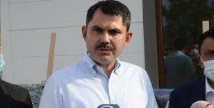 Çevre ve Şehircilik Bakanı Kurum: Dereli, Doğankent ve köylerimizde 612 bağımsız bölümden oluşan projemizi tamamladık
