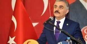 MHP Genel Sekreteri Büyükataman: Ülkücü hareket 12 Eylül'de insanlık dışı muamelelere muhatap olmuştur
