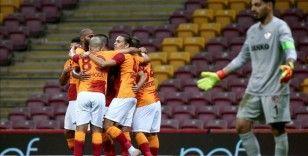 Galatasaray sezona galibiyetle başladı