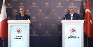 Malta Dışişleri ve Avrupa İşleri Bakanı Bartolo: AB'nin Türkiye ile ilişkilerine stratejik olarak yaklaşması lazım