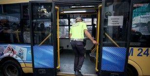Taksi ve toplu taşıma araçlarında uyulması gereken tedbirler artırıldı