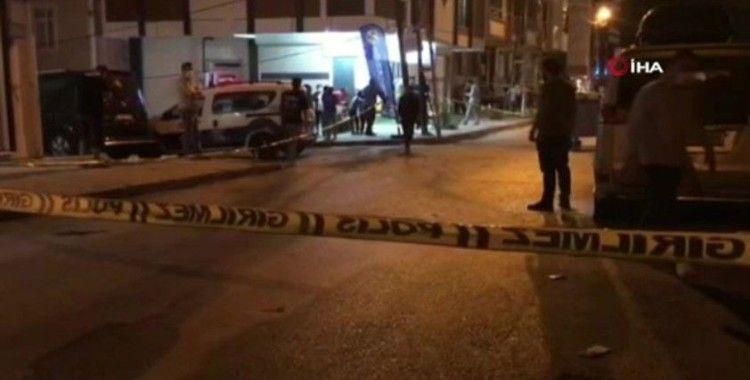Arnavutköy'de silahlı saldırı: 1 yaralı