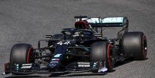 Olaylı yarışta Mercedes-AMG ilk ikide yer aldı