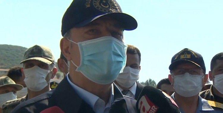 Milli Savunma Bakanı Akar: 'İyi komşuluk ve diyalogdan yanayız'