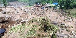 Nepal'deki toprak kaymasında ölü sayısı 9'a yükseldi, 22 kişi kayıp