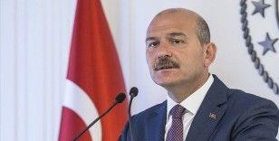 Bakan Soylu: Turuncu kategoride aranan teröristler Eyyüp Alper ve Ahmet Akman ölü ele geçirildi