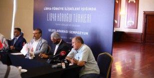 Başkent'te 'Libya'daki Köroğlu Türkleri' sempozyumu