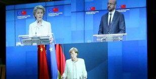 AB Konseyi Başkanı Michel: Çin ile karşılıklı, sorumlu ve adil bir ilişki kurmak istiyoruz