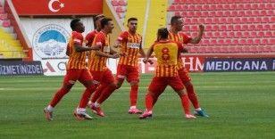 Kayserispor'un ilk golü Zoran'dan