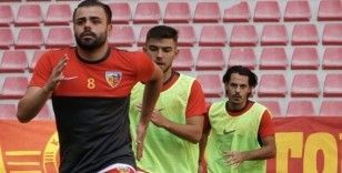 Kayserispor kaptanı Hasan Hüseyin Acar: 'Çok mutluyuz'