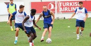 Trabzonspor, Denizlispor maçı hazırlıklarını moralsiz başladı