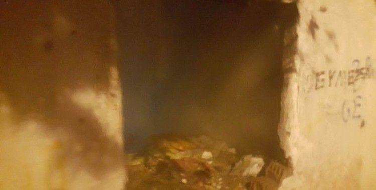 Karacabey'de korkutan yangınlar
