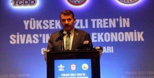 Sivas Valisi Salih Ayhan: Ankara-Sivas YHT seferleri çok kısa zamanda hayata geçecek