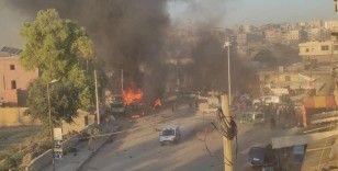 Hatay Valiliğinden Afrin'deki bombalı saldırı ile ilgili açıklama