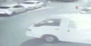 İstanbul'da dehşet anları: 7 yaşındaki Emir'e çarpıp böyle kaçtı