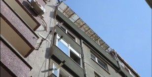Şişli'de 7'nci kattan düşen kadının şüpheli ölümü