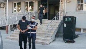 İzmir'de 35 suç kaydı olan cezaevi firarisi yakalandı