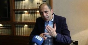 KKTC Dışişleri Bakanı Özersay Cumhurbaşkanı Akıncı'yı dış politikada pasif kalmakla eleştirdi