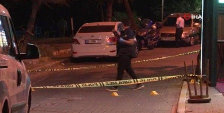 Avcılar'da gece kulübüne silahlı saldırı: 1 yaralı