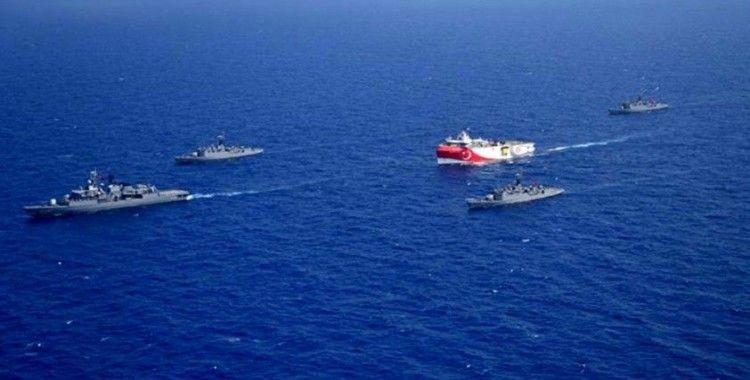 Yeni NAVTEX ilanında 'Lozan' vurgusu